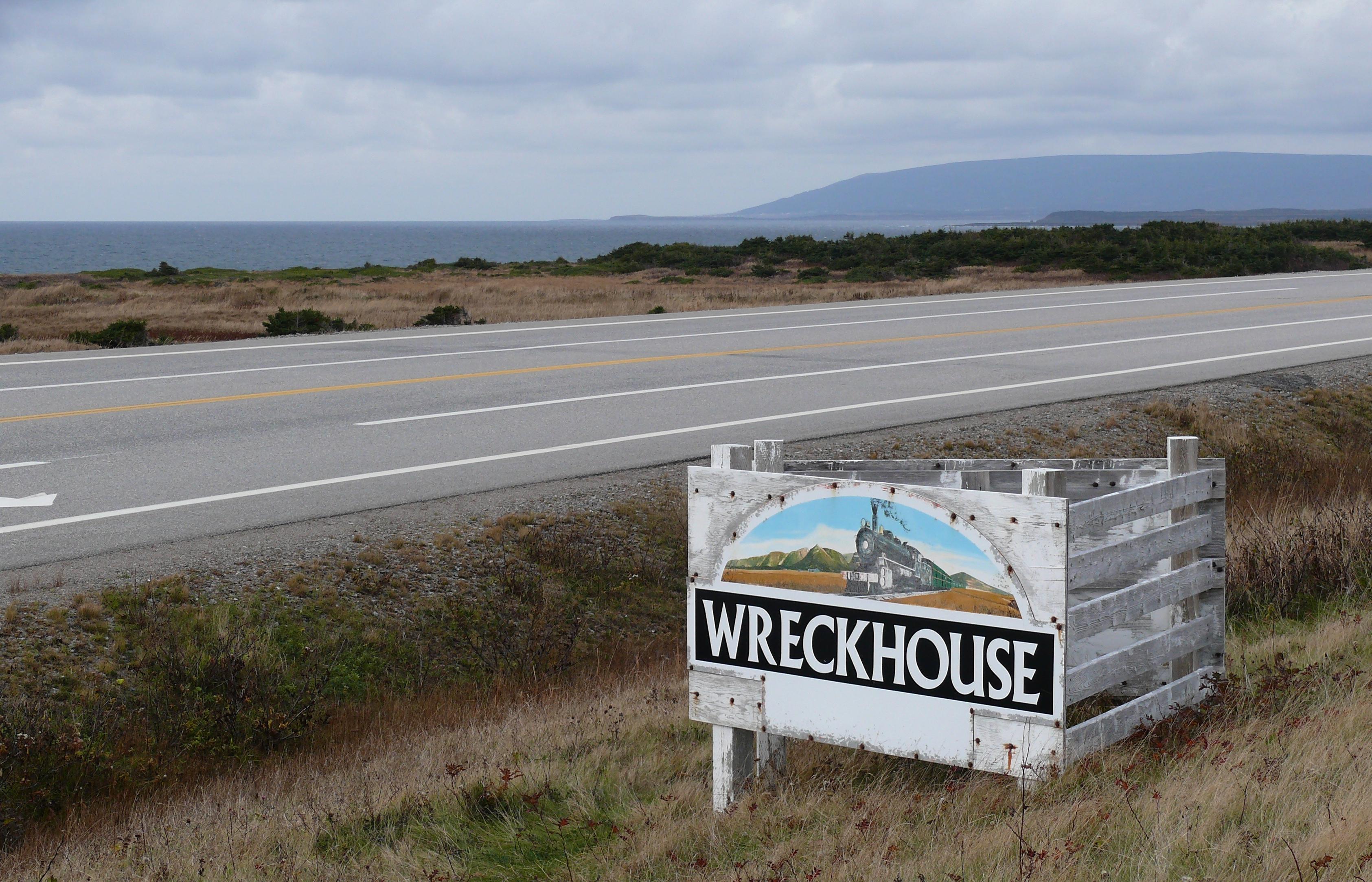 Wreckhouse