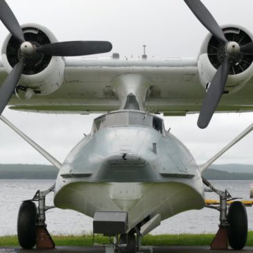 The Famous Flying Boats of Botwood, Newfoundland