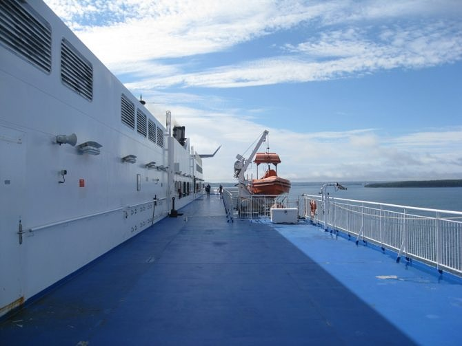Outer deck of MV Atlantic Vision  Photo courtesy of By Xienon [CC BY-SA 3.0]