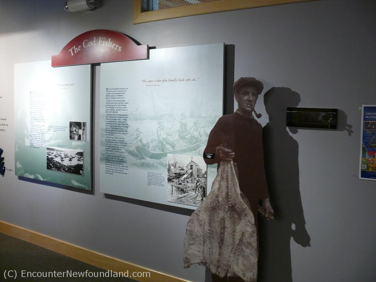 The newell Room Gallery at Grenfell Historic Properties