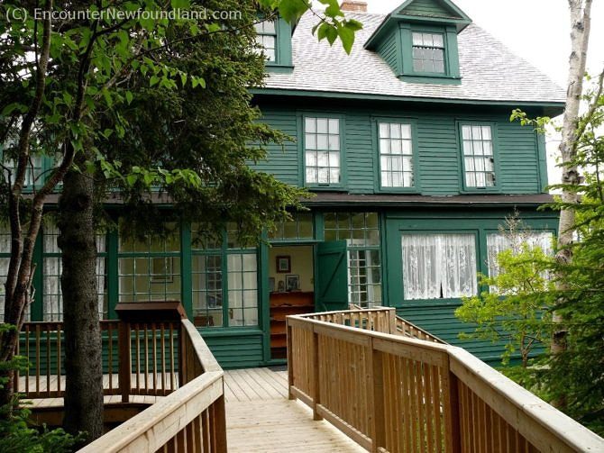 A Photographic Tour of Grenfell Historic Properties in St. Anthony