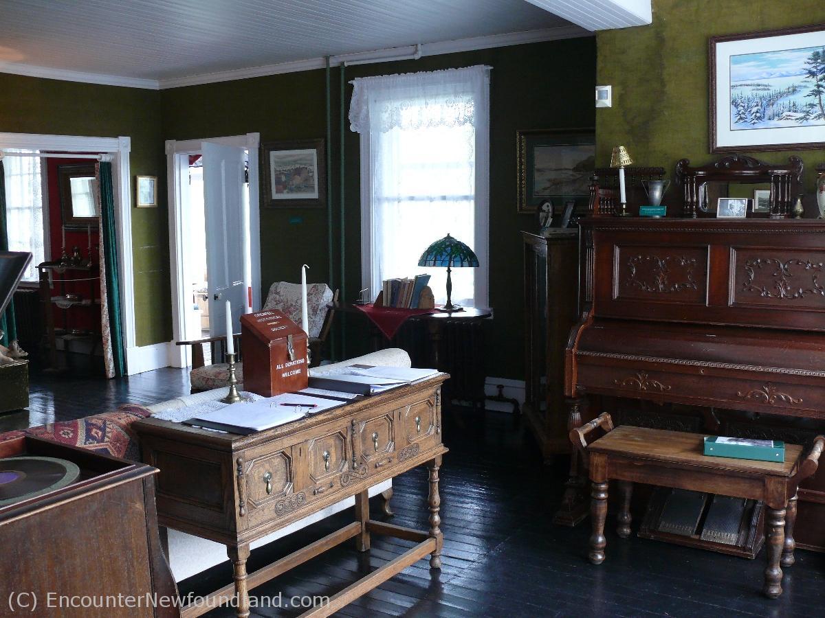 grenfell House Living Room