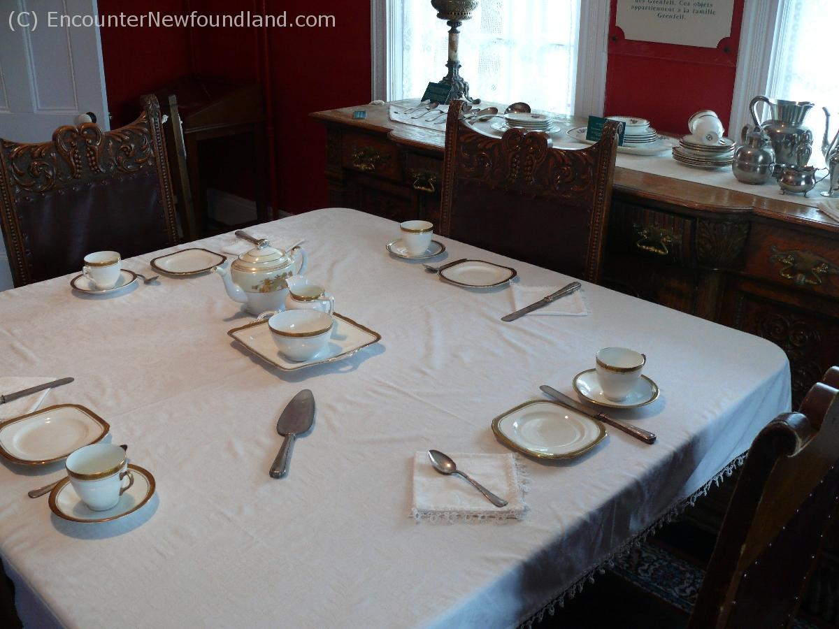 Dining Table Grenfell House