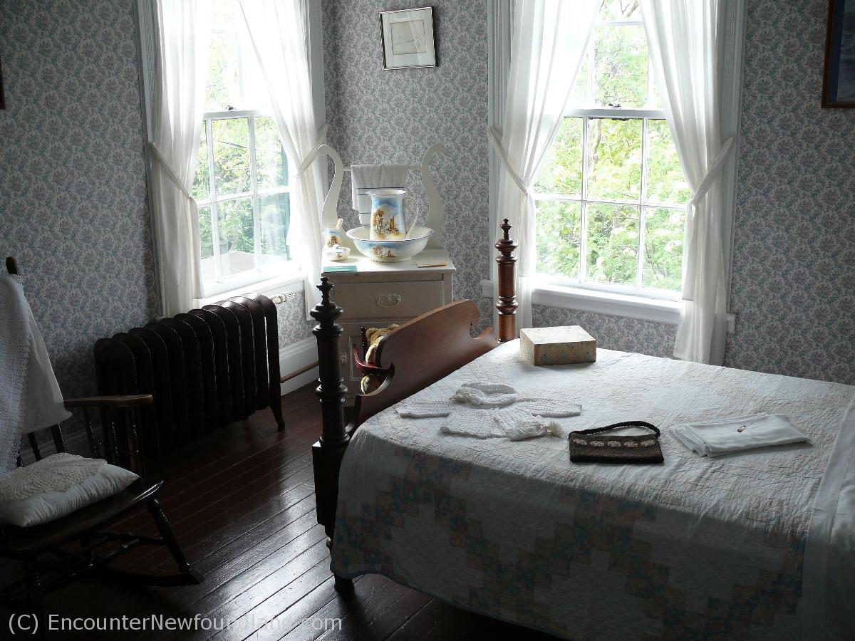 Child's Bedroom Grenfell House