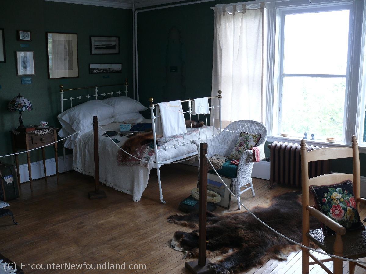 Grenfell House Bedroom
