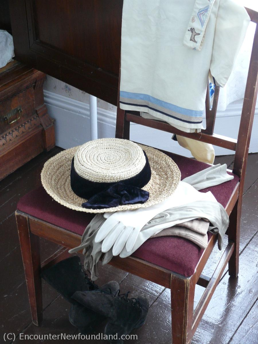 Lady Grenfell's Clothing Accessories