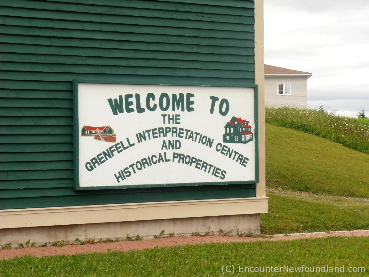 Welcome to Grenfell Hostoric Properties