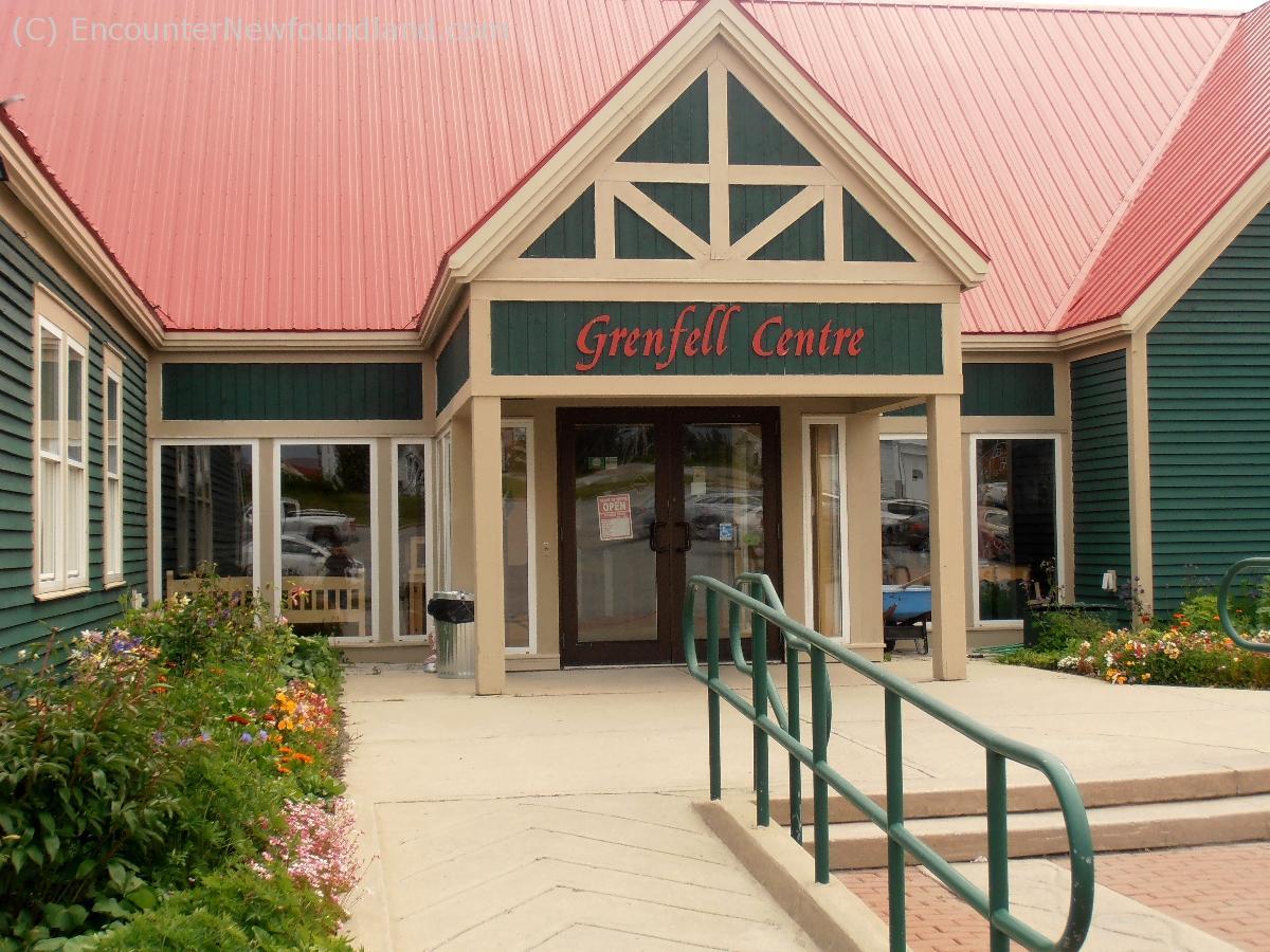 Grenfell Interpretation Center