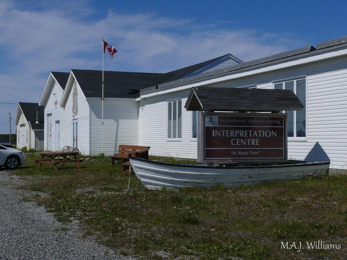 5000 Years of Man: A Photo Tour of 50 Centuries' Interpretation Center in Bird Cove