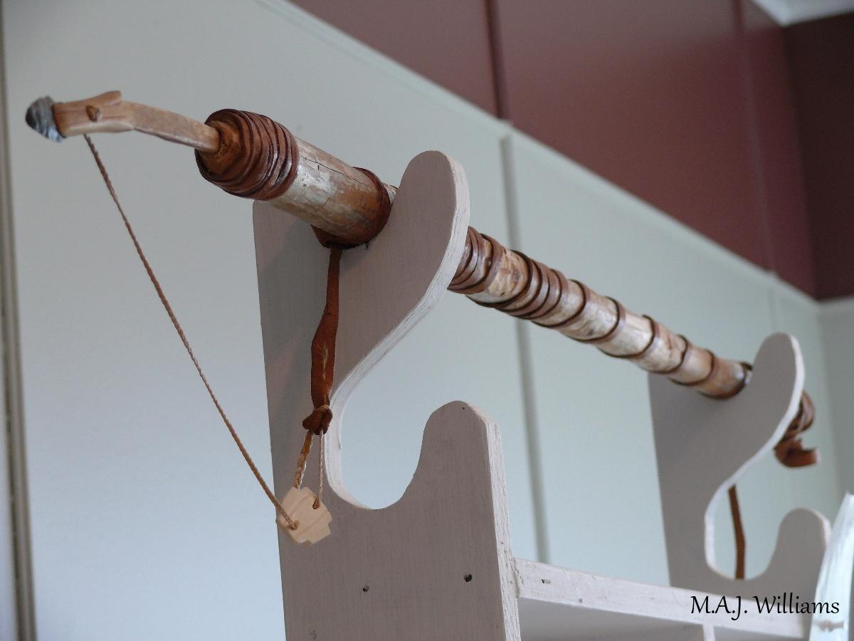 Ancient Harpoon