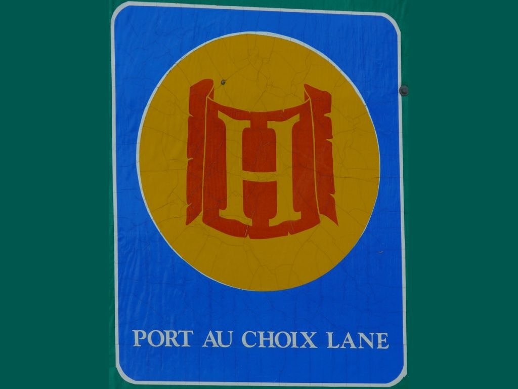 Port au Choix Lane