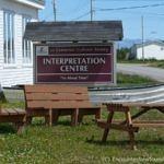 50 Centuries Interpretation Center in Bird Cove, Newfoundland