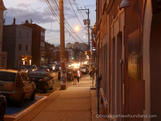 St. John's evening