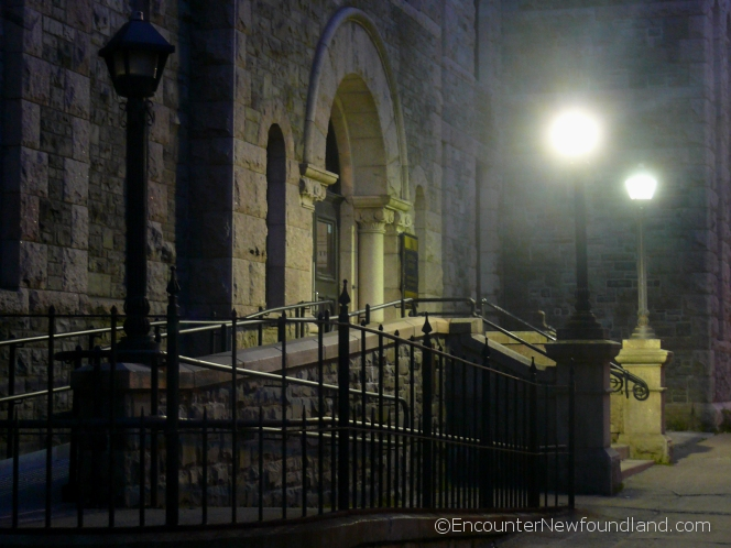 Courthouse, St. John's