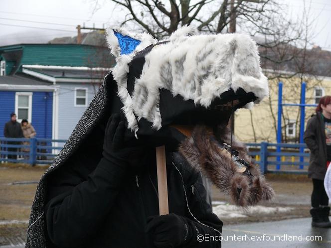 Mummer Hobbyhorse