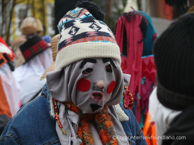 Any Mummers 'Llowed In?: An Old Christmas Tradition in the New Founde Lande