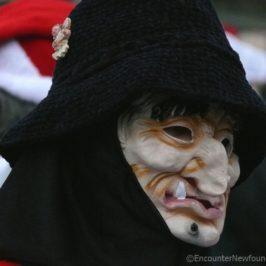 St. John's mummer