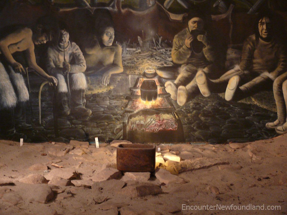 Inside a dorset dwelling