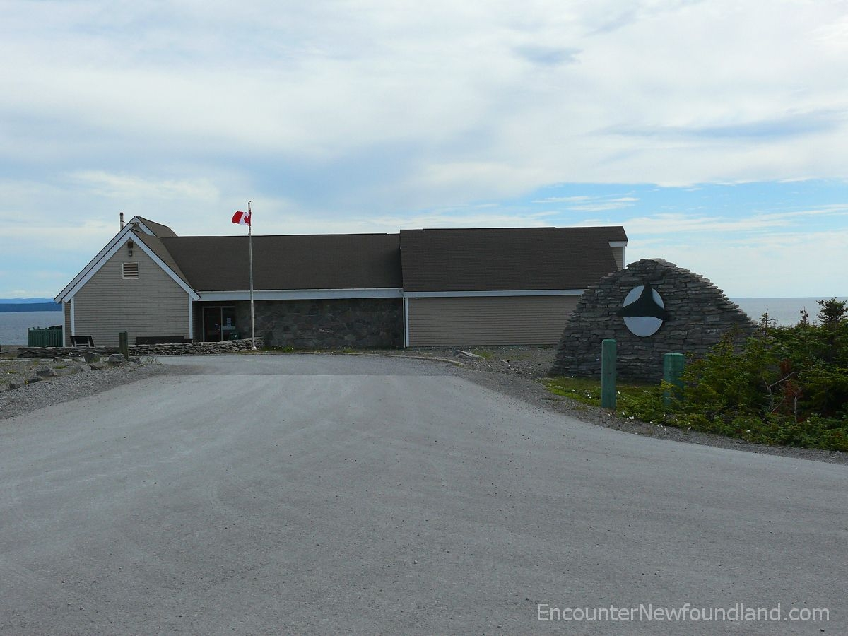 Port au Choix National Historic Site Visitor Center