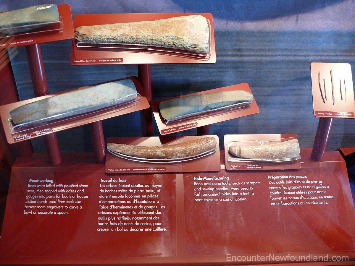 Polished stone cutting tools